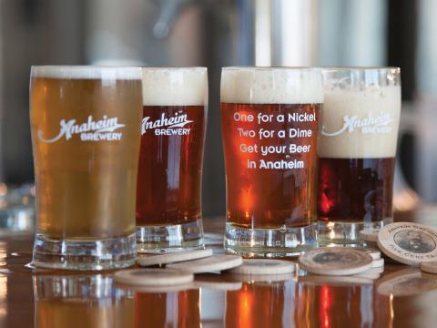 クラフトビールで一段と盛り上がるテイスト・オブ・アナハイム