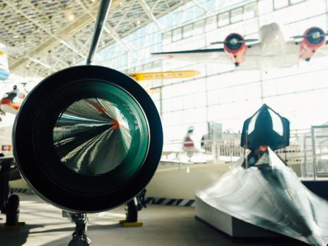 シアトルミュージアム月間の参加施設、航空博物館